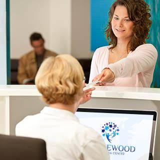 Maplewood Wellness Center Frontdesk